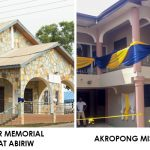 Abiriw F. D. Walker Memorial Temple, Akropong Mission House Dedicated