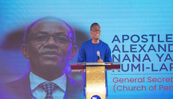There Is A Dire Need For Integrity In Ghana – Apostle Kumi-Larbi