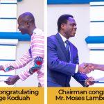 George Koduah, Moses Dagaak Win 2019 Chairman's Award