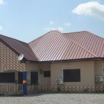 Dobro District Mission House Dedicated
