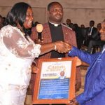Elder Ofori Fordjour Honoured