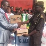 Ho Bankoe District Donates To Ho Central Prison Inmates