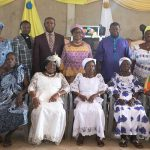 Five Officers Retire In Suhum District