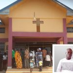 William Agyemang, Wife Construct Tano Odumase Nazareth Assembly Church Building
