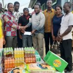 Axim Area Donates To Ampain Refugee Camp