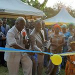 Cape Coast Area Dedicates 4 Buildings