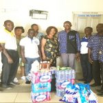 Assakae District PEMEM Donates To Jemima Crentsil Hospital