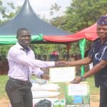 COP Elder Wins 2019 District Best Youth In Agriculture Award