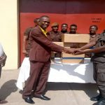 Ho Area Donates To Prisons, Cured Lepers