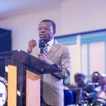 Jesus Died To Benefit The Entire Human Race – Apostle Gyesi-Addo
