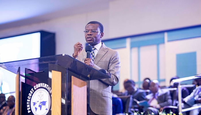 Jesus Is Both Lord And Christ – Apostle Gyesi-Addo