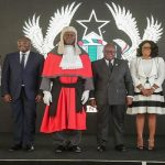 New Chief Justice Takes Office