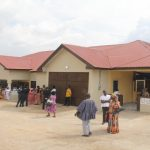Nsukwao District Mission House Dedicated