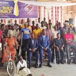 Saboba District Holds Dinner For Persons With Disabilities