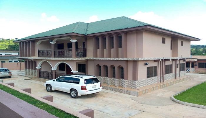 Sefwi Wiawso District Mission House Dedicated