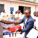 Ejisu District Evangelism Ministry Donates To Amanfrom Camp Prison