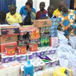 Kaneshie Area Children's Ministry Donates To Borstal Home & Tema SOS Orphanage