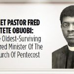 Interview With Pastor Fred Tete Obuobi