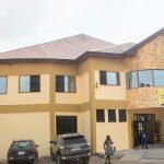 Apostle Aseyoro Dedicates Vocational Assembly Church Building