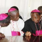 Catholic Bishops To Campaign Against Parties That Refuse To Sign Vigilante Roadmap