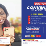 Bawumia Launches ECG's Mobile App