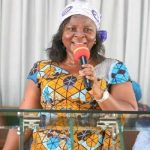 Possess The Nations With Thanksgiving – Deaconess Lydia Hayford