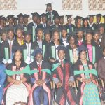 Djankrom District Graduates Lay Leaders Training School Participants