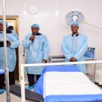 Tarkwa Pentecost Hospital Commissions Operating Theater, Recovery Ward