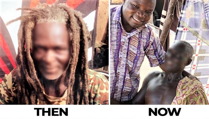 Paralysed Rastafarian Healed, Encounters Christ