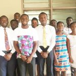 UENR PENSA Executives Call On SRC President