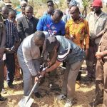 COP Begins 4th Correctional Facility Project At Damongo