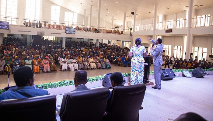 Francophone Ministers And Wives' Conference Ends With A Charge To Ministers To Go For The Glory