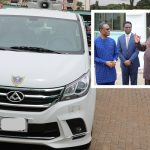 The Church Of Pentecost Releases 10 Vans To NCCE To Intensify COVID-19 Public Education