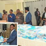The Church Pentecost Donates Logistics To Ministry Of Health To Combat COVID-19