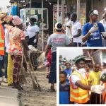 Achimota Area Embarks On Massive Clean-Up Exercise