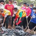 The Church of Pentecost Cleans Ghana