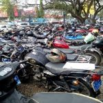 Police Impound 1,000 Motorcycles In Accra