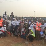 Suhum Area Undertakes Massive Clean-Up Exercise