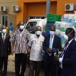 Ashanti COP Donates Essential Items To KATH To Fight COVID-19 Pandemic