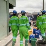 Markets In Accra, Tema Being Disinfected To Prevent Coronavirus Spread