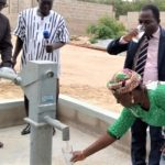 Cape Coast Area Constructs Water Facility For Epowano Community