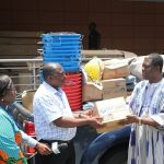The Church of Pentecost-Greater Accra Donates PPEs To 13 Health Facilities To Combat COVID-19