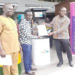 GSA Certifies Solar-Powered Automated Handwashing Machine