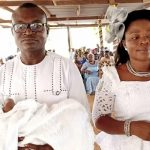 Minister Blessed With A Child After Ten Years Of Marriage