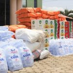 Asokwa Area Extends Helping Hand To The Needy To Cope With Lockdown