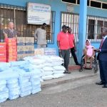 The Church of Pentecost Donates Relief Items To Persons With Disabilities