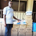 PENTSOS To Distribute Medical Supplies To 7 Pentecost Health Facilities