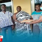 Asokwa Area Gives Relief Items To Palaces