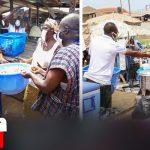 Takoradi PIWC Donates PPEs To Traders