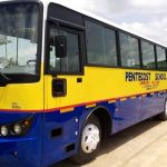 Abrepo Pentecost Preparatory School Gets 64-Seater Bus